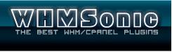 MozDomains WHMSonic